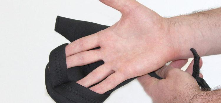 Handmanschetten Altersanzug